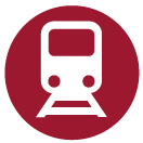Icon of a Link light rail train